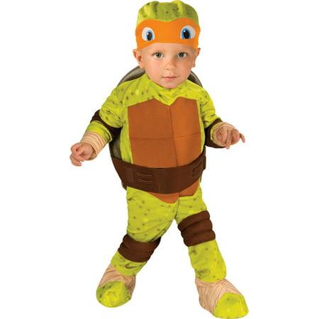 Morris costumes RU886783T Tmnt Michelangelo Toddler