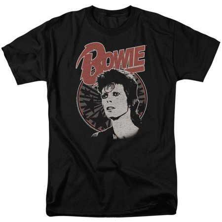 Boris Space Halloween (Trevco DAVID BOWIE SPACE ODDITY Large Black Adult Unisex)