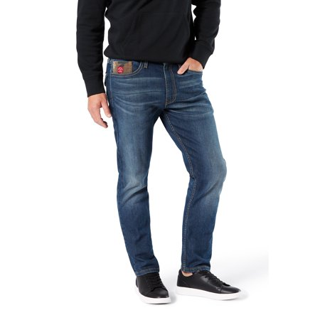 Men's Stylized Regular Taper Fit Jeans