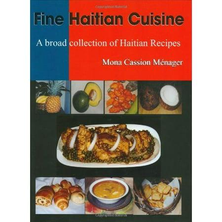 Fine Haitian Cuisine By Mona Cassion Menager Walmart Com