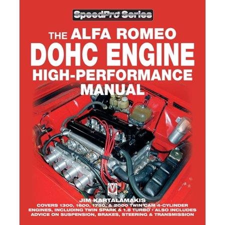 Alfa Romeo DOHC High-performance Manual - eBook