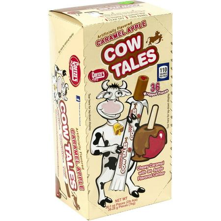 Goetze's Caramel Apple Cow Tales, 36 - Caramel Apple Ideas