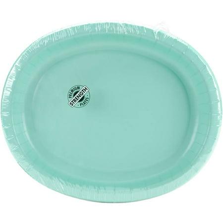 Creative Converting Dinner Platter, 10