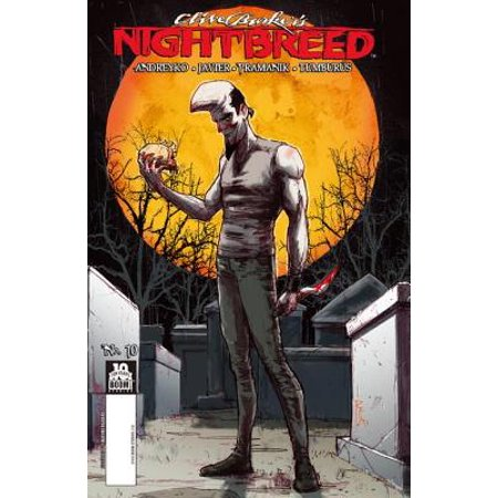 Clive Barker's Nightbreed #10 - eBook