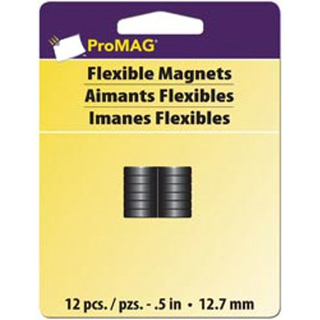 Promag Round Magnets (.5