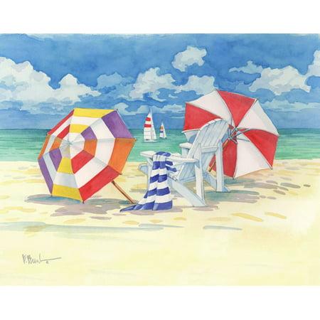 Sunnyside Beach - Mini Ball Ocean Amazing Travel Vacation Beach Cool Coast Bathroom Decor 14X11