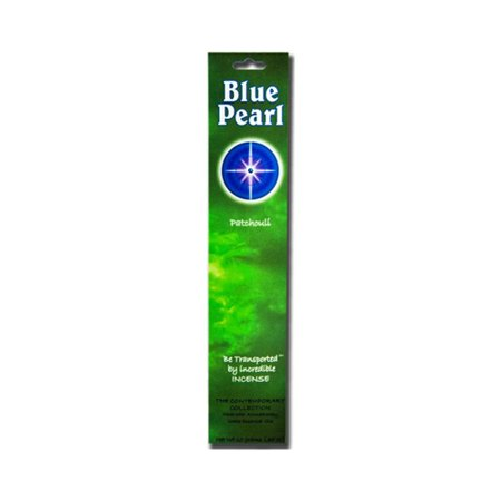 - Blue Pearl Contemporary Collection Patchouli Incense - 10 Gm