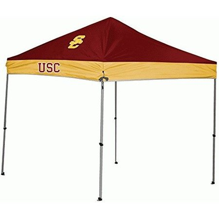 (NCAA USC Trojans 9' x 9' Straight Leg Canopy by Rawlings)