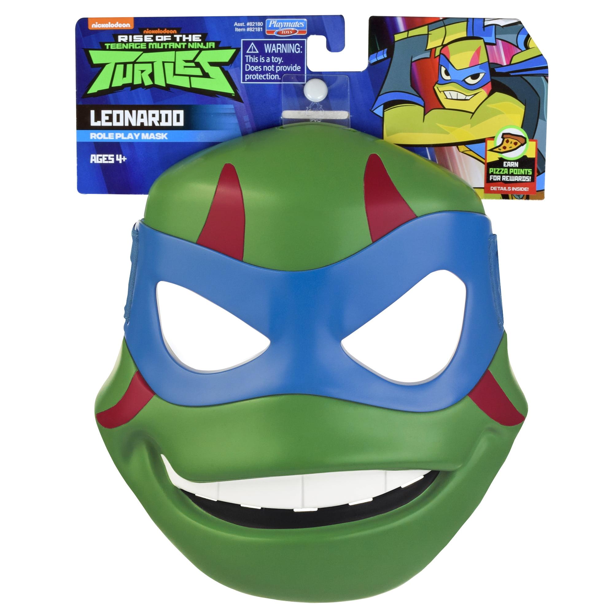 Rise of the Teenage Mutant Ninja Turtle Leonardo's Role Play Mask