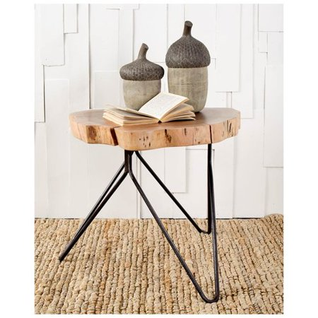 Union rustic landry end table for Spl table 98 99