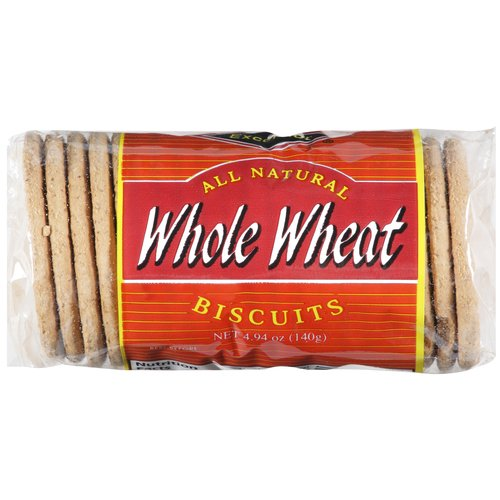 Excelsior Whole Wheat Crackers, 4.94 oz