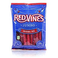 Red Vines, Original Red Twists, 8 oz