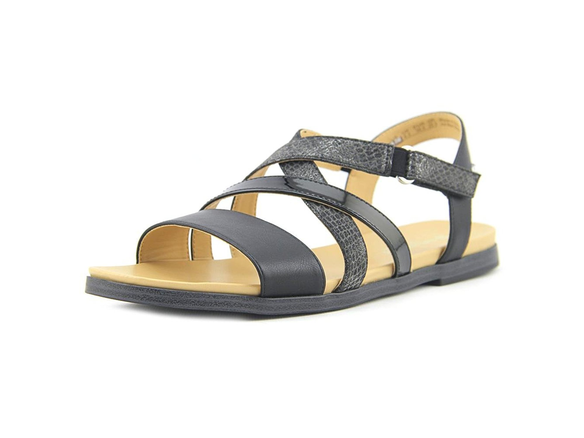 Naturalizer Womens Kandy Open Toe Casual Slingback Sandals by Naturalizer