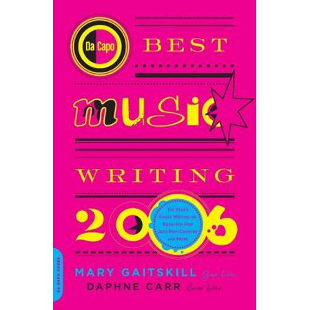 Da Capo Best Music Writing 2006 - eBook
