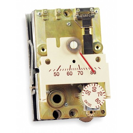 Siemens Pneumatic Thermostat  Includes Wallplate and Screws 192-203