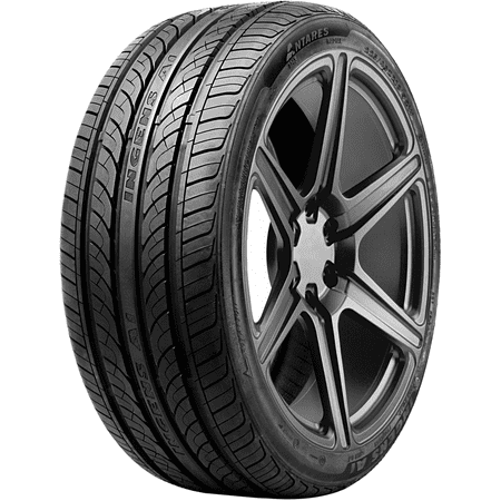 Antares Ingens A1 All-Season Tire - 215/45R17 91W