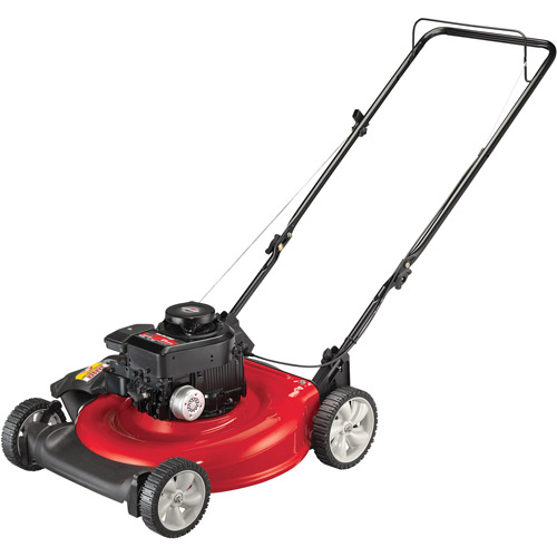 "Yard Machines 21"" 148cc Briggs & Stratton 450 Gas-Powered Push Lawn Mower"