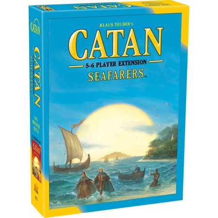 Catan: Seafarers 5-6 Player Extension Strategy Board