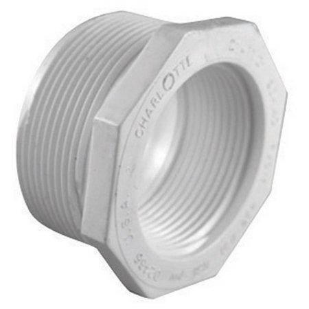 Charlotte Pipe Reducer Bushing Mpt X Fpt 1-1/2