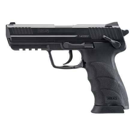 Pistol Caliber Rifles (HK45 HECKLER & KOCH BB GUN C02 AIR PISTOL .177 CALIBER : UMAREX)