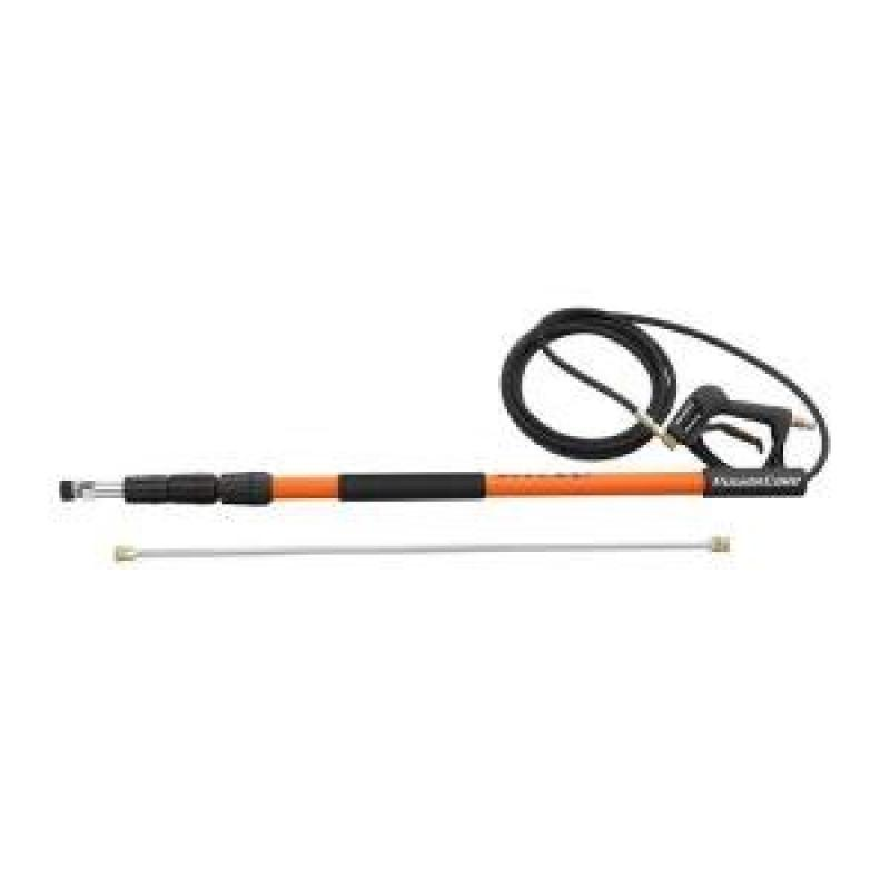 Powercare Power Care 18 ft. 3,800 psi Telescoping Spray W...