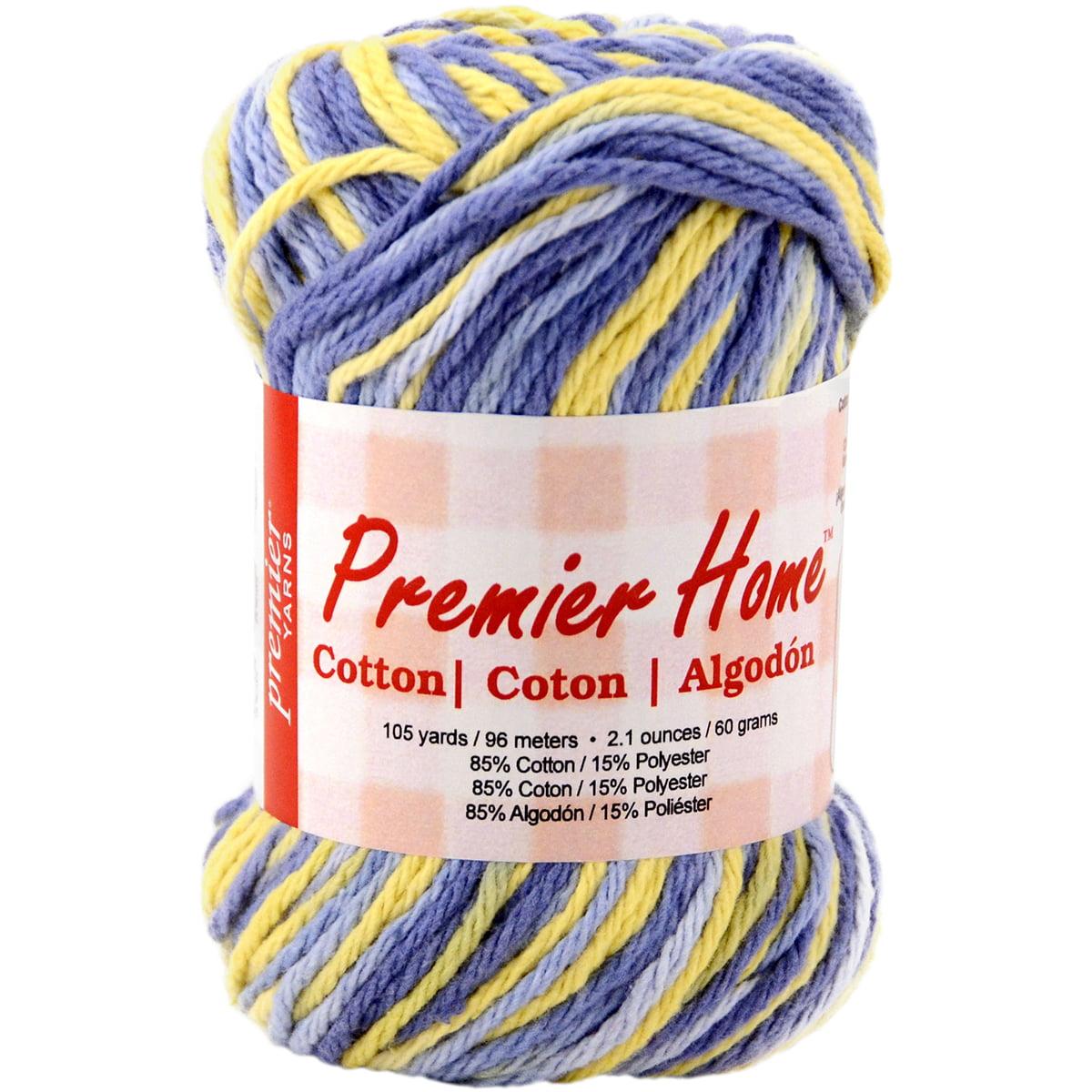 Home Cotton Yarn, Multicolored, Summer Kitchen