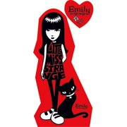 Star Cutouts SC2006 Emily The Strange And Cat Cardboard Stand Ups