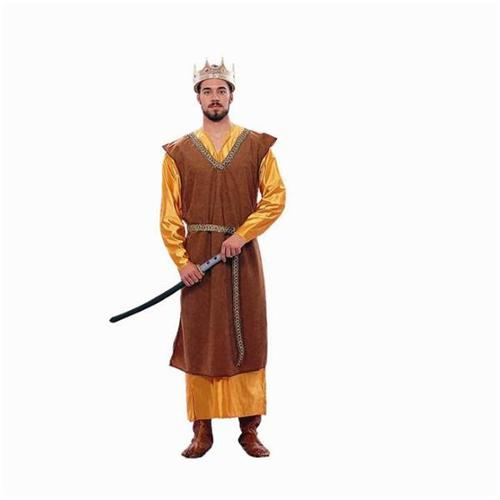 RG Costumes 80125 Medieval King Costume - Size Adult Standard