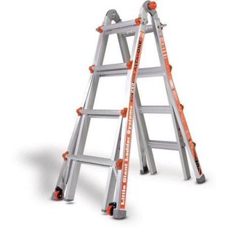 Little Giant Ladder System Alta-One Type 1 Articulating Ladder 7'