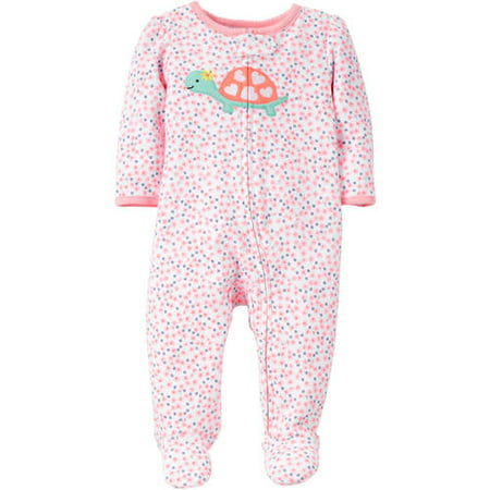 8d7672332 Child of Mine made by Carter''s Newborn Baby Girl Sleep n'' Play As ...