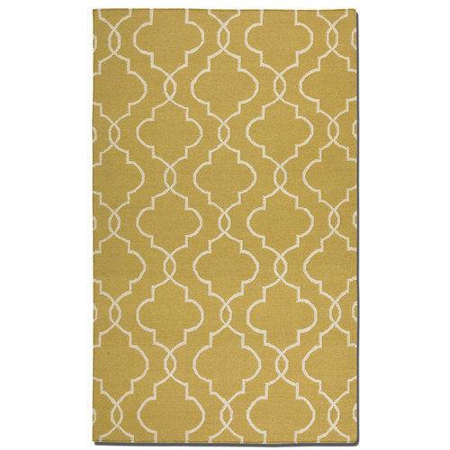 Uttermost Devonshire Yellow Area Rug