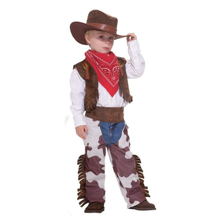 Boys Cowboy Costume - Boys Cowboy Fancy Dress