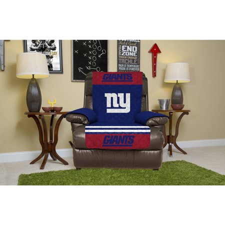New York Giants Recliner Giants Leather Recliner Giants