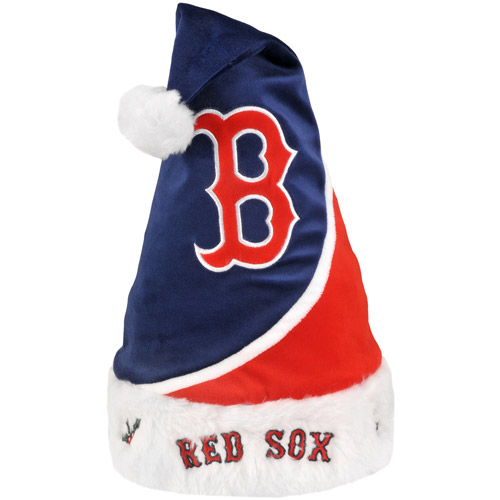 Santa Hat, Boston Red Sox by Generic