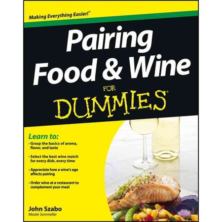 Pairing Food & Wine for Dummies
