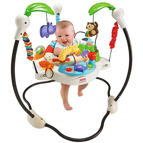 Fisher-Price - Luv U Zoo Jumperoo