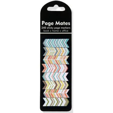 Arrows Page Mates (Set of 240 Sticky Notes, Page Markers) (Arrow Marker)