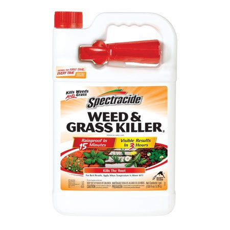 Spectracide Weed & Grass Killer, Ready-to-Use,