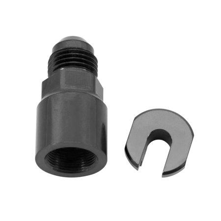 Russell 641303 SAE Quick-Disconnect Threaded Cap Fittings - image 2 of 2