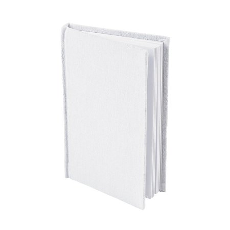 Fun Express - Diy White Canvas Journals 12 - Craft Kits - DYO - Fabric - Misc DYO - Fabric - 12 Pieces