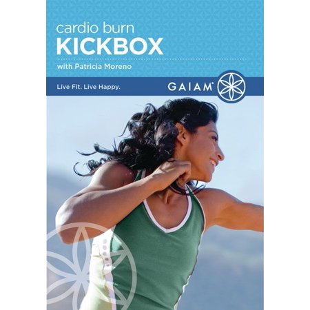 Cardio Burn Kickbox (Jillian Michaels The Biggest Winner Cardio Kickbox)