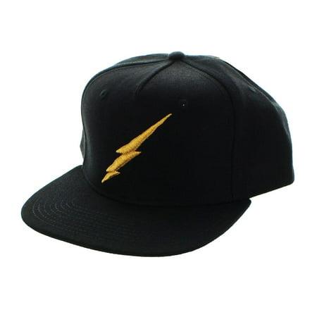 promo code 2340a bed96 Harry Potter Bolt Black Snapback Hat - image 1 of 1 ...