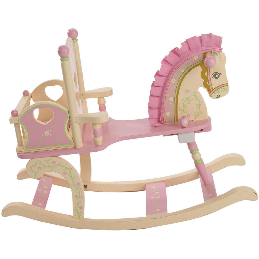 Wildkin Rock-A-My-Baby Rocking Horse