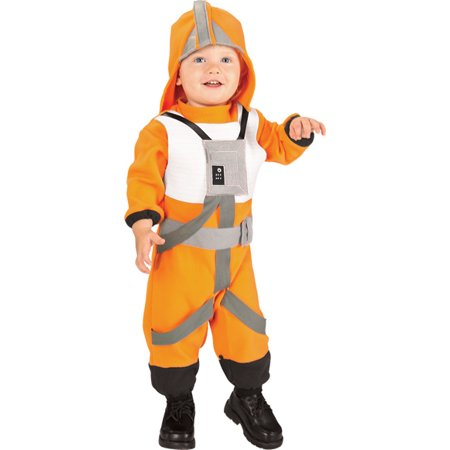 X-Wing Fighter Pilot Toddler Costume - Pilot Costume Toddler