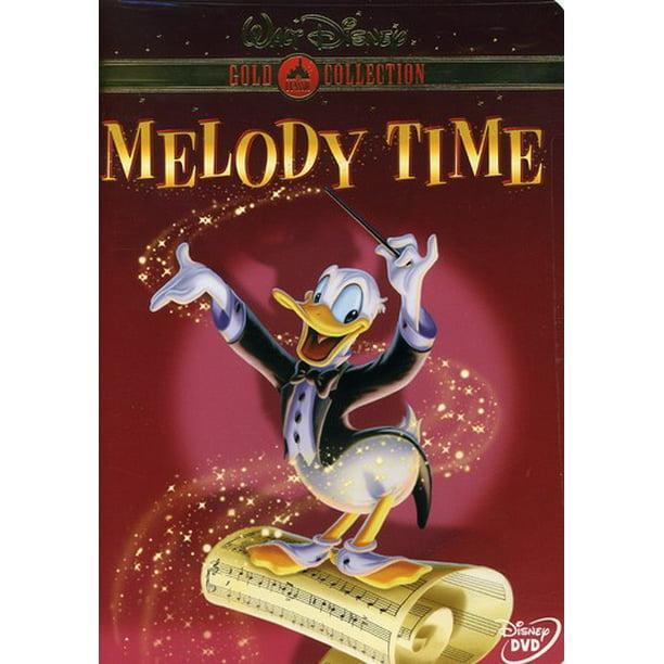 Melody Time Dvd Walmart Com Walmart Com