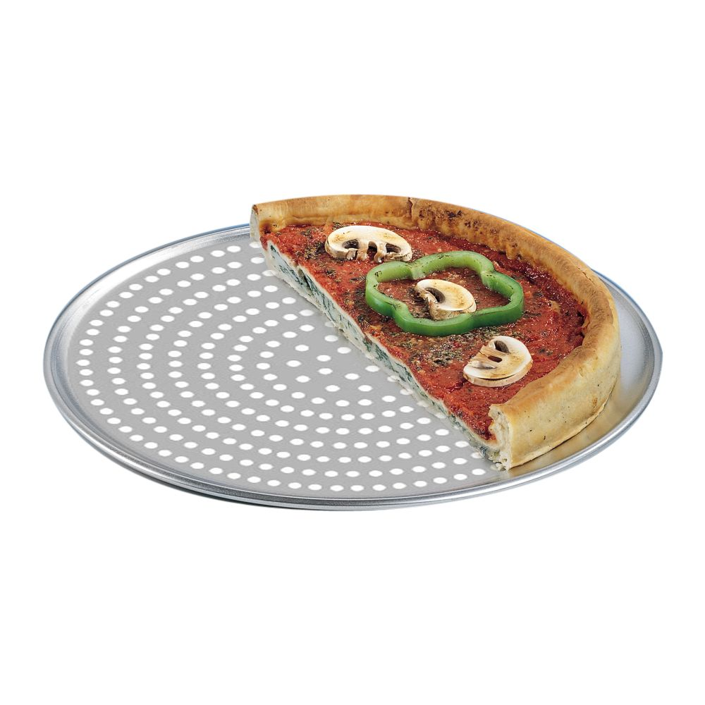 American Metalcraft SPTP15 Super Perforated TP15 Pizza Pan by American Metalcraft