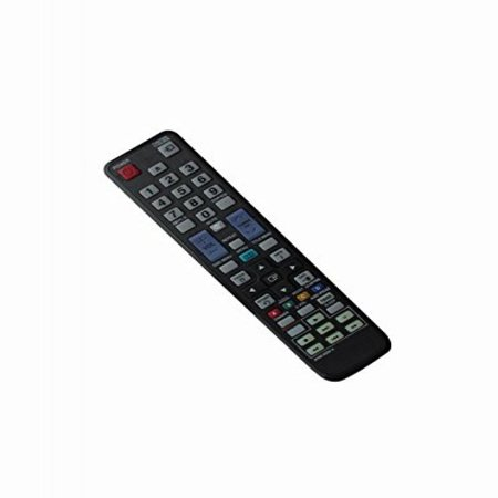 Universal Replacement Remote Control Fit For Samsung HT-D6500W/ZA HT-D6750WK/XA Blu-ray DVD Home Theater