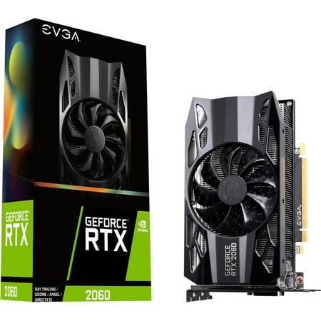 EVGA GeForce RTX 2060 Gaming 06G-P4-2060-KR Graphic Card