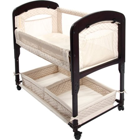 Cambria Co-Sleeper without Skirt - Natural