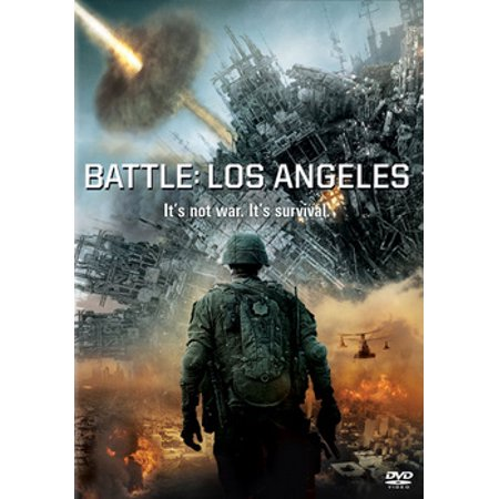 Battle: Los Angeles (DVD) - Halloween Festival 2017 Los Angeles